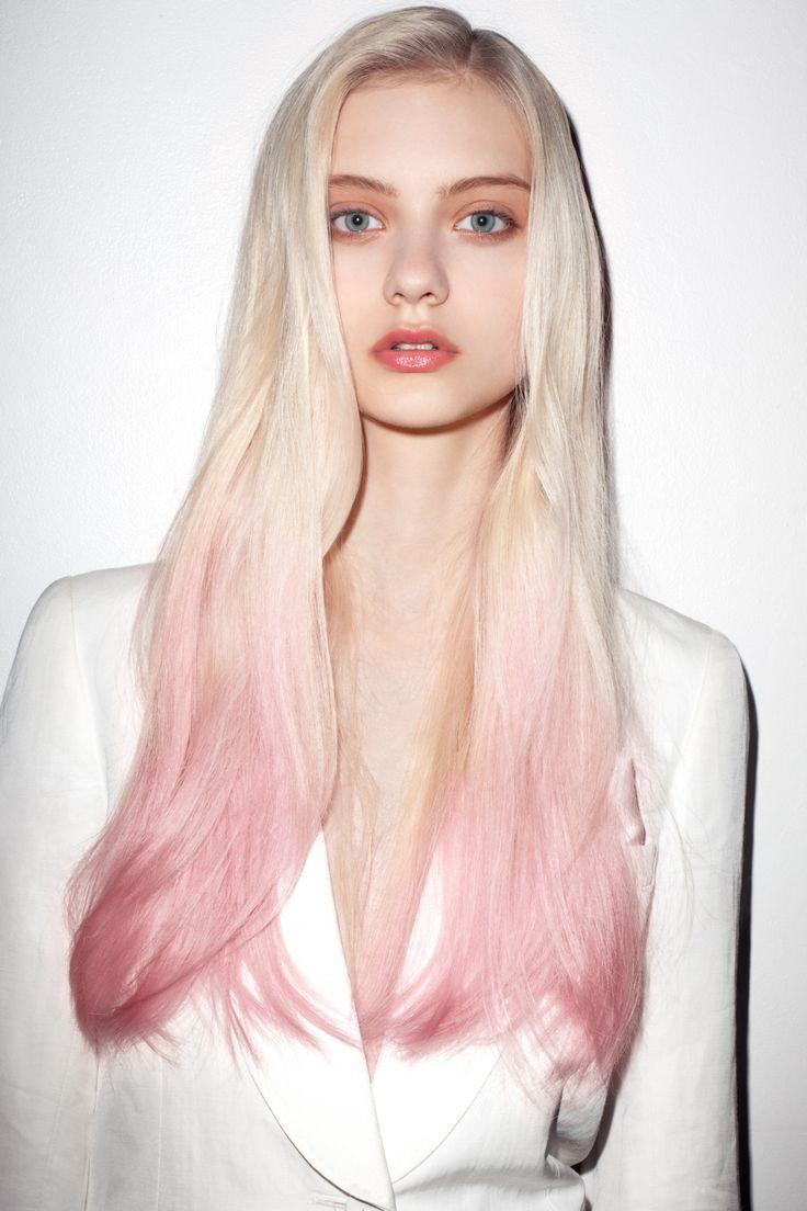 Pink ombre amazingness