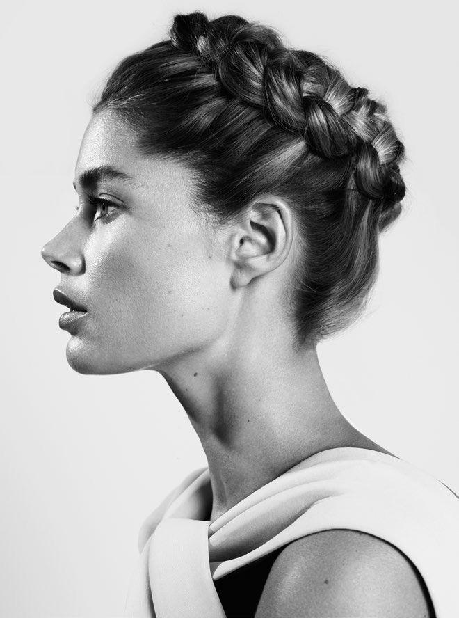 Pretty braid to solve a bad hair day! // #hair
