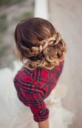 The bolder the braid the better!