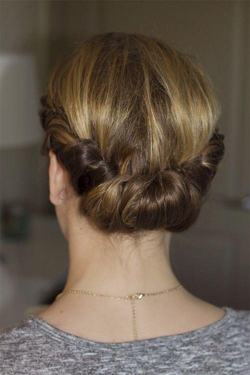 the perfect no-heat hairdo