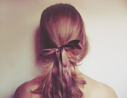 we love a good bow