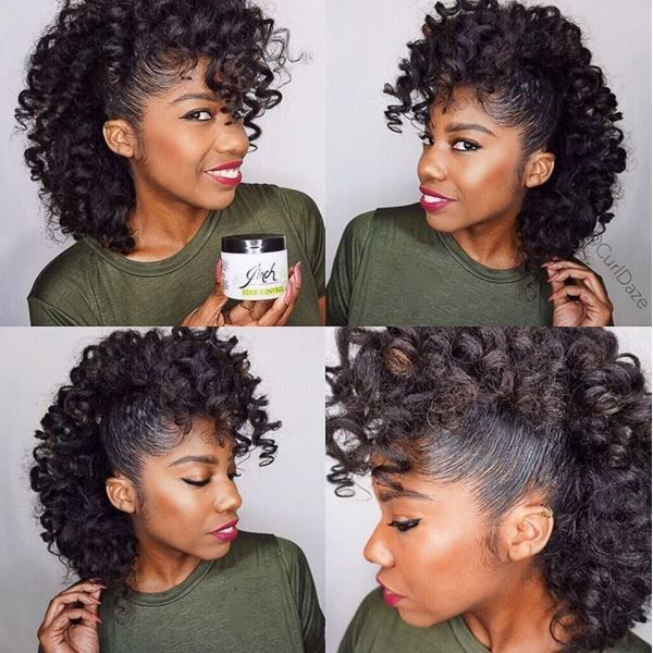 A Fro Hawk To Die For! - community.blackha...