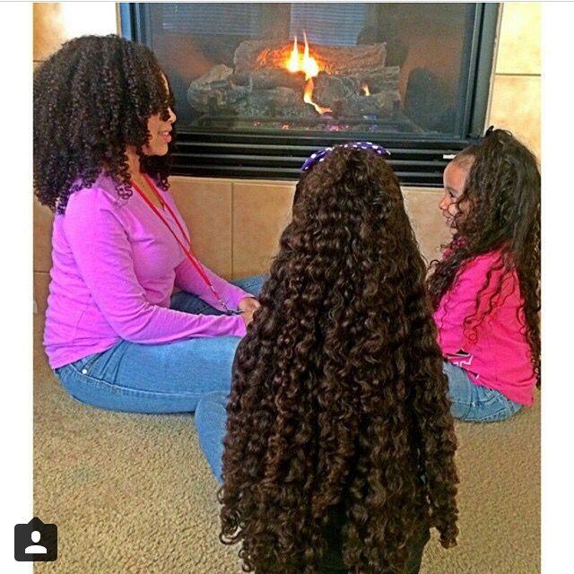 Family hair goals