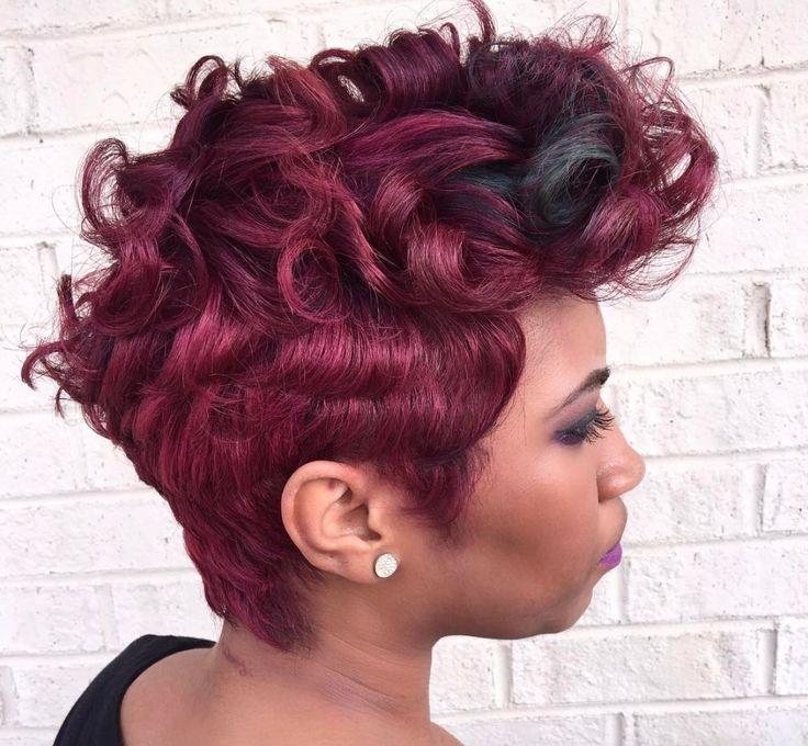 Beautiful cut and color by Kisha Jefferson - blackhairinformat...