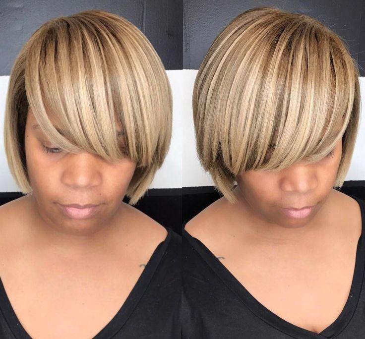 Beautiful spring hair by Kisha Jefferson - blackhairinformat...