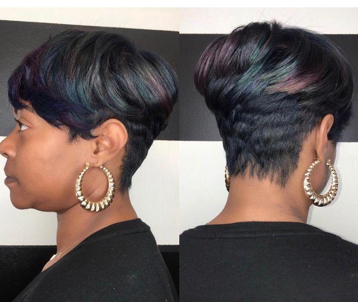 Dope color combo via Kisha Jefferson - blackhairinformat...