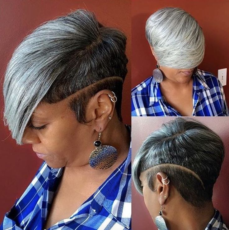 Dope cut and color via @elegantmidge  Read the article here - blackhairinformat....