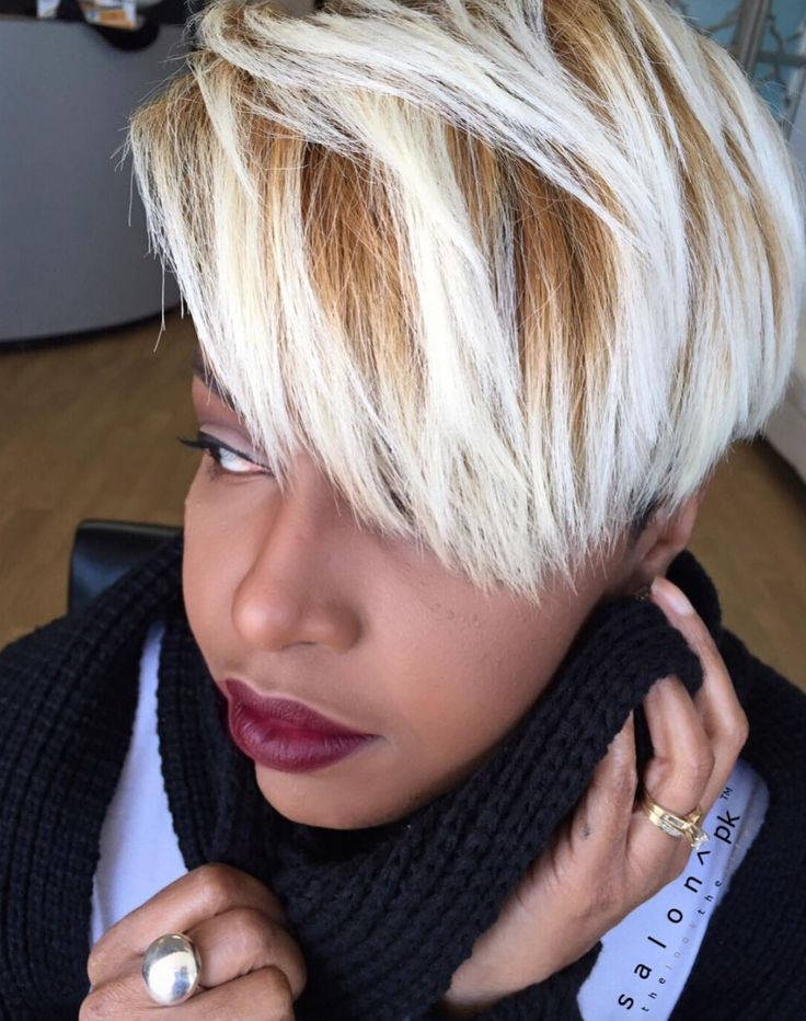 Dope cut and color via Pekela Riley  Read the article here - blackhairinformat.....