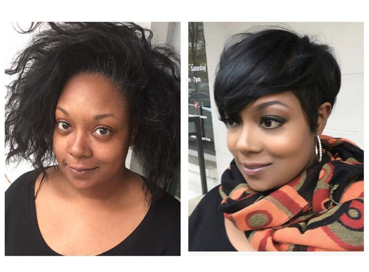 Gorgeous transformation @najahliketheriver  Read the article here - blackhairinf...