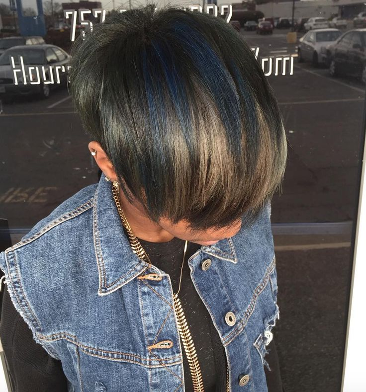 Love this color by Kisha Jefferson  Read the article here - blackhairinformat...