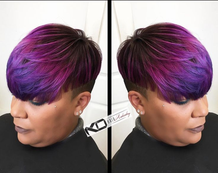 Love this color via @kohairartistry  Read the article here - blackhairinformat.....