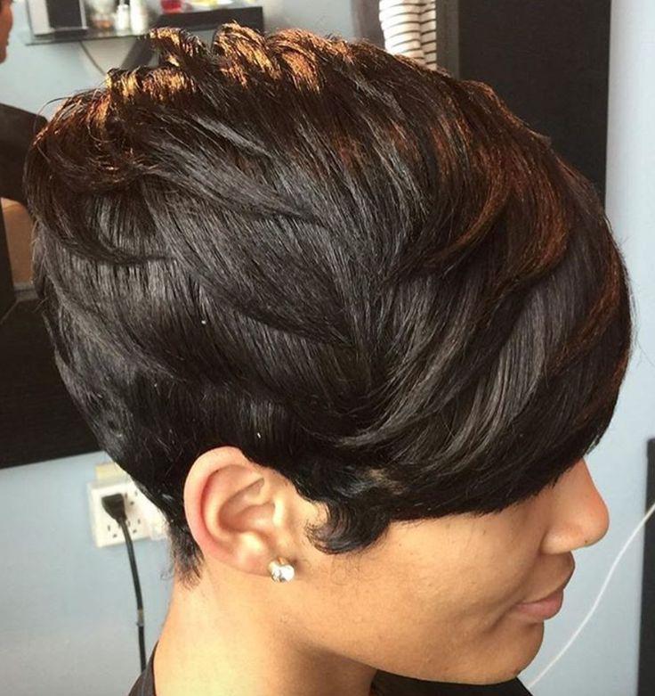 Natural hair pixie via @patricehector - blackhairinformat...