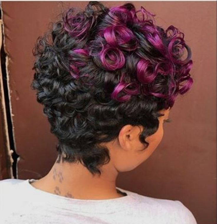 Nice cut and color by @sorayahstyles - blackhairinformat...