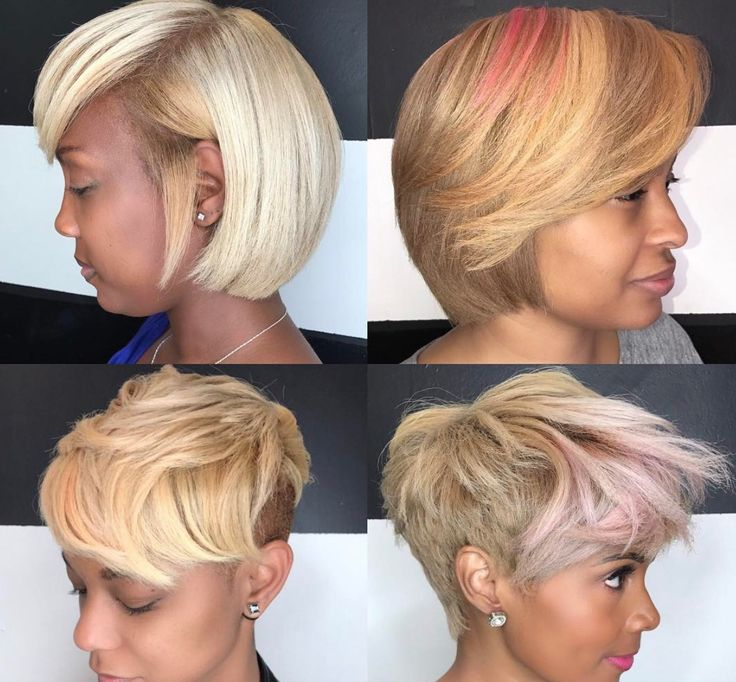 The power of pink by Kisha Jefferson - blackhairinformat...