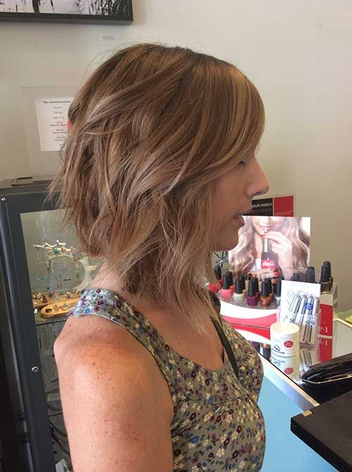 10 Ash Blonde Bob Hairstyles - 8 #Hairstyles