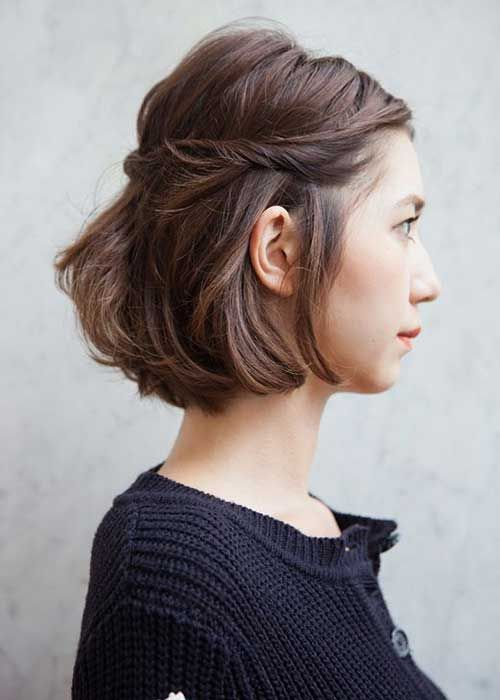 12 Brown Bobs Hairstyles - 10 #Hairstyles