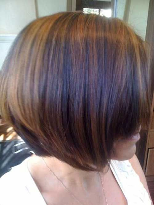12 Brown Bobs Hairstyles - 4 #Hairstyles