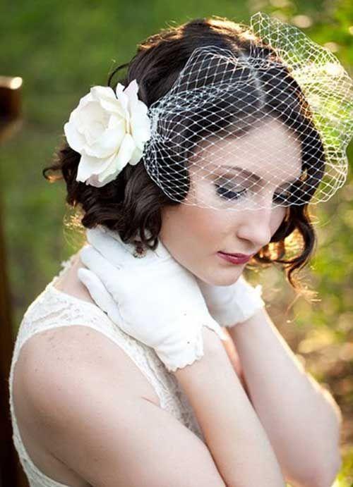 15 Best Wedding Bob Hairstyles - 4 #Hairstyles