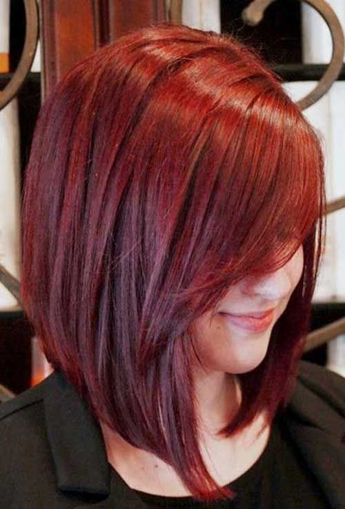 15 Bob Hairstyles with Color - 7 #Hairstyles