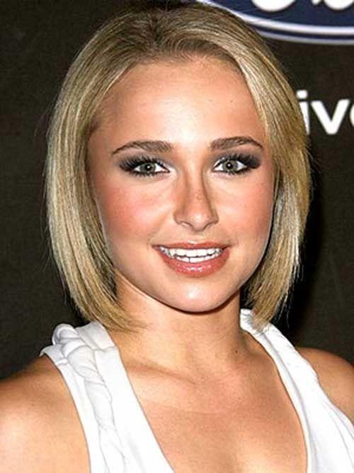 15 Hayden Panettiere Bob Haircuts - 10 #Hairstyles