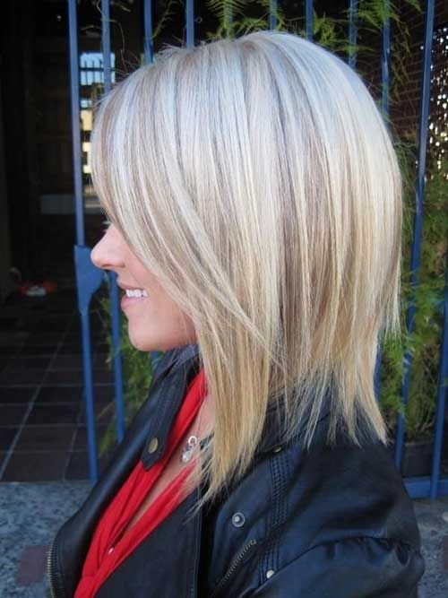 15 New Shoulder Length Bob Hairstyles - 1 #Hairstyles