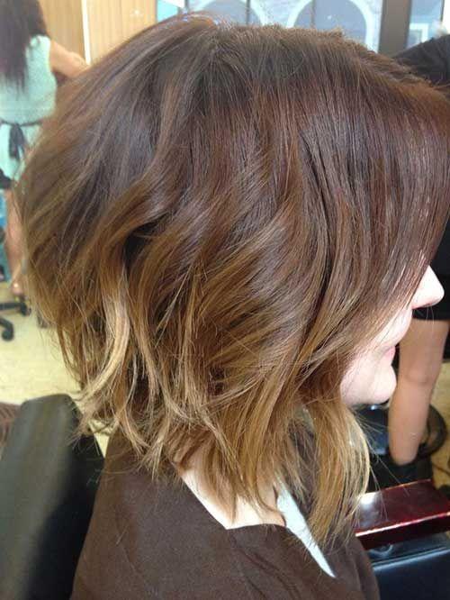 20 Best Brunette Bob Haircuts - 1 #Hairstyles