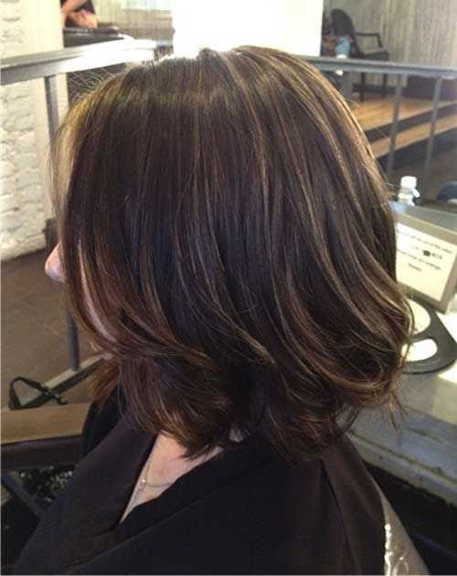 20 Best Brunette Bob Haircuts - 10 #Hairstyles