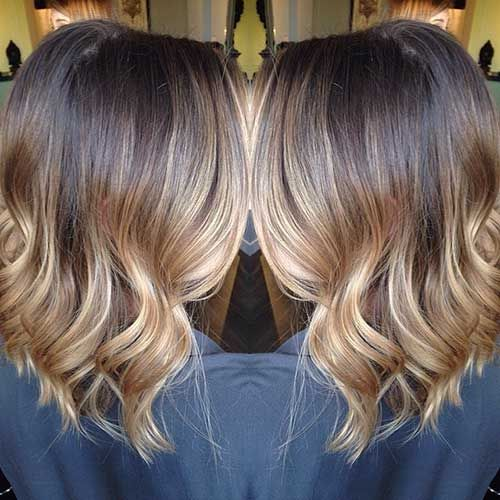 20 Long Bob Ombre Hair - 7 #Hairstyles