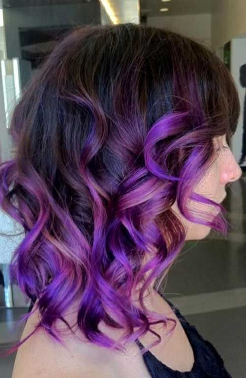 20 Long Bob Ombre Hair - 8 #Hairstyles