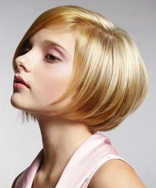 25 Best Bob Haircuts for Girls - 6 #Hairstyles