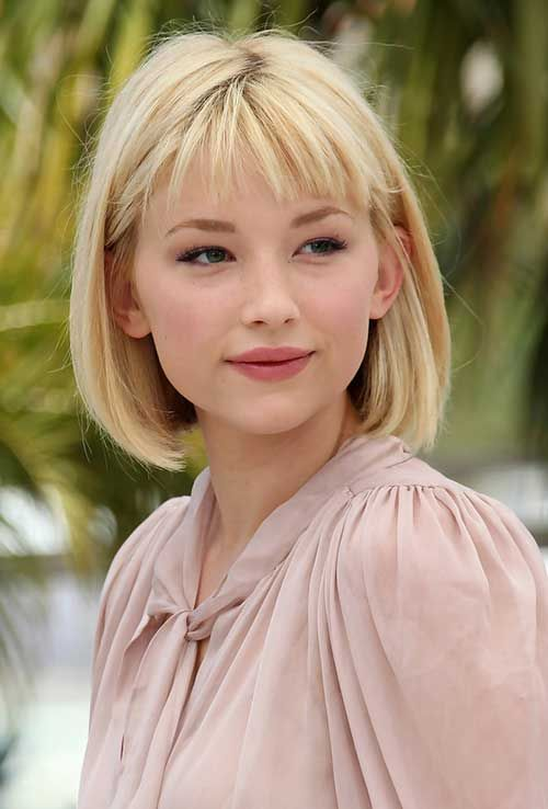 25 Best Bob Haircuts for Girls - 9 #Hairstyles