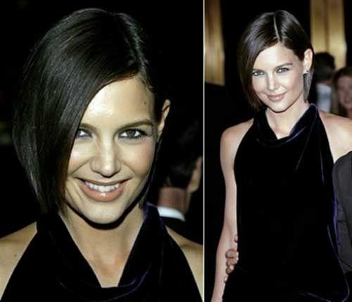 25 Katie Holmes Bob Haircuts - 22 #Hairstyles