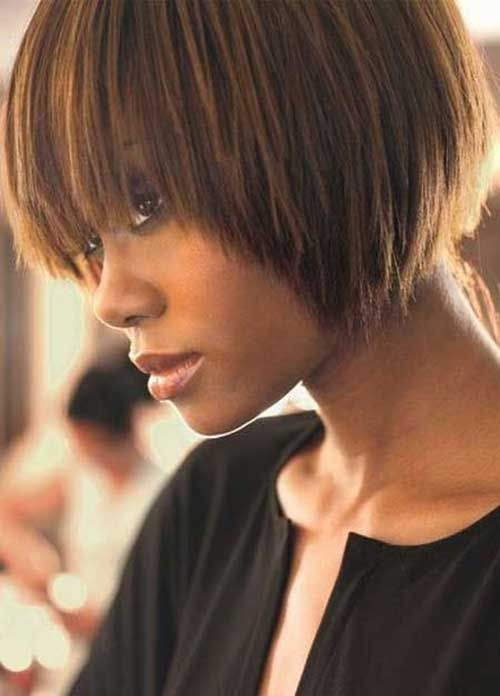 30 Best Bob Haircuts for Black Women - 5 #Hairstyles