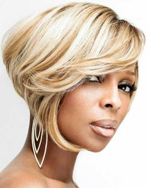 30 Best Bob Haircuts for Black Women - 6 #Hairstyles