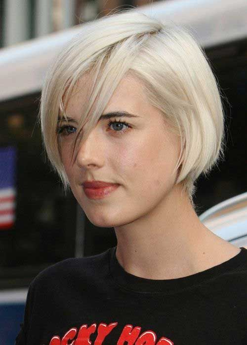 Bob Cut Hairstyle Pictures - 16 #Hairstyles