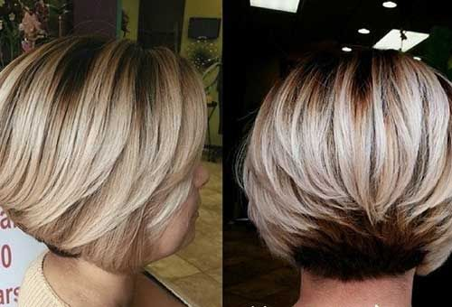 Bob Hairstyles with Color - 6 #Hairstyles