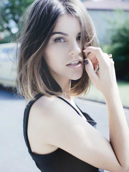 Bob Hairstyles with Color - 7 #Hairstyles