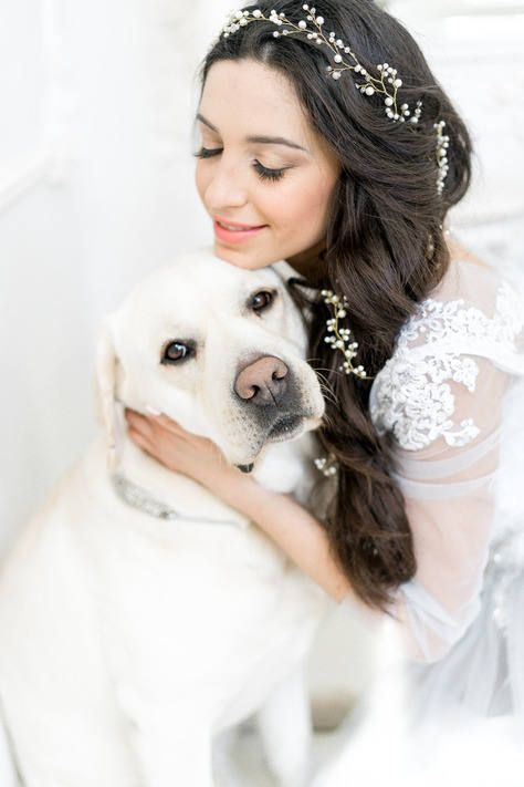 Bridal Hair Vine Extra Long Hair Vine Wedding Hair Wreath All Over Hair Piece We...