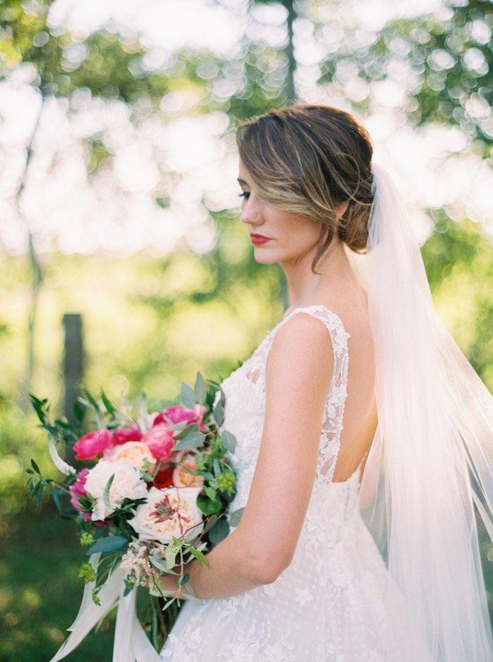 Featured Photographer:Greer Gattuso Photography; wedding hairstyle idea