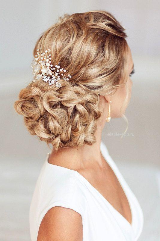 Wedding Hair Comb Bridal Hair Comb Bridal Haircomb Bridal Decorative Clip Bridal...