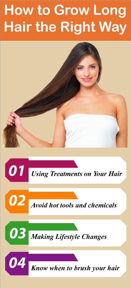 Looking for how to grow long hair the right way? These are the effective way you...