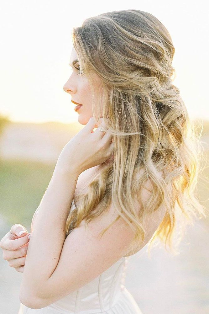 30 Perfect Wedding Hairstyles For Medium Hair ❤ See more: www.weddingforwar......