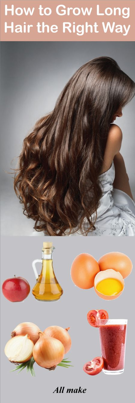 Want to know how to grow long hair the right way?. Who doesn't right? But it i...