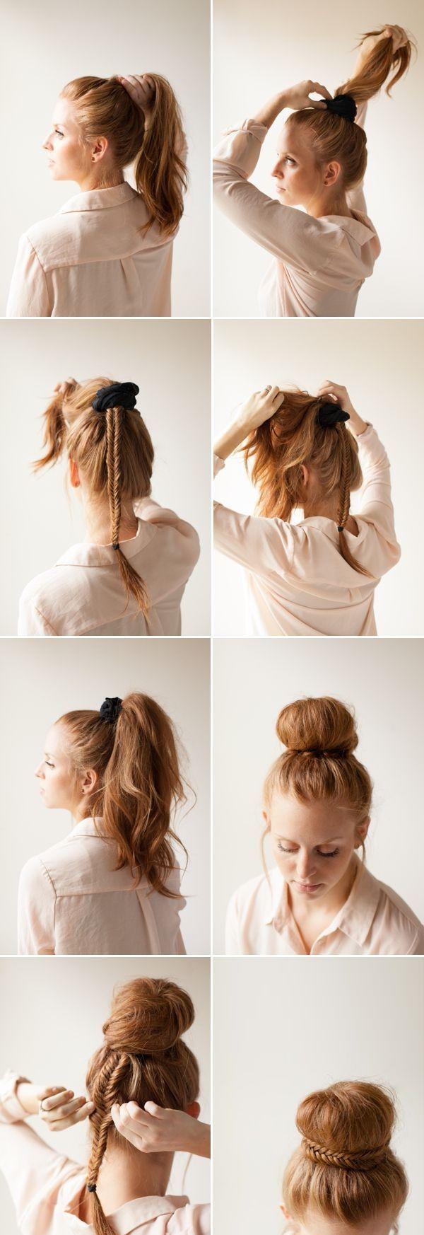 Make Everyone Jealous with Easy Bun Hairstyles for Women