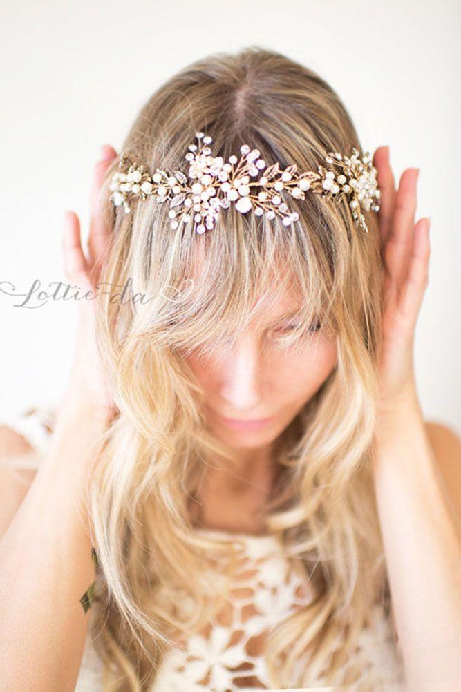 30 Modern Wedding Hairdos To Be In Trend ❤ See more: www.weddingforwar... #wed...