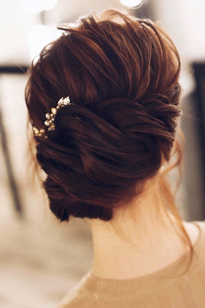 30 Most Outstanding Wedding Updos For Long Hair ❤ See more: www.weddingforwar....