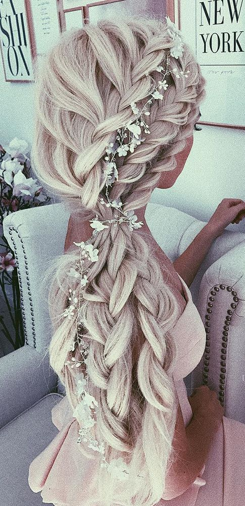 36 Our Favorite Wedding Hairstyles For Long Hair ❤ See more: www.weddingforwar...