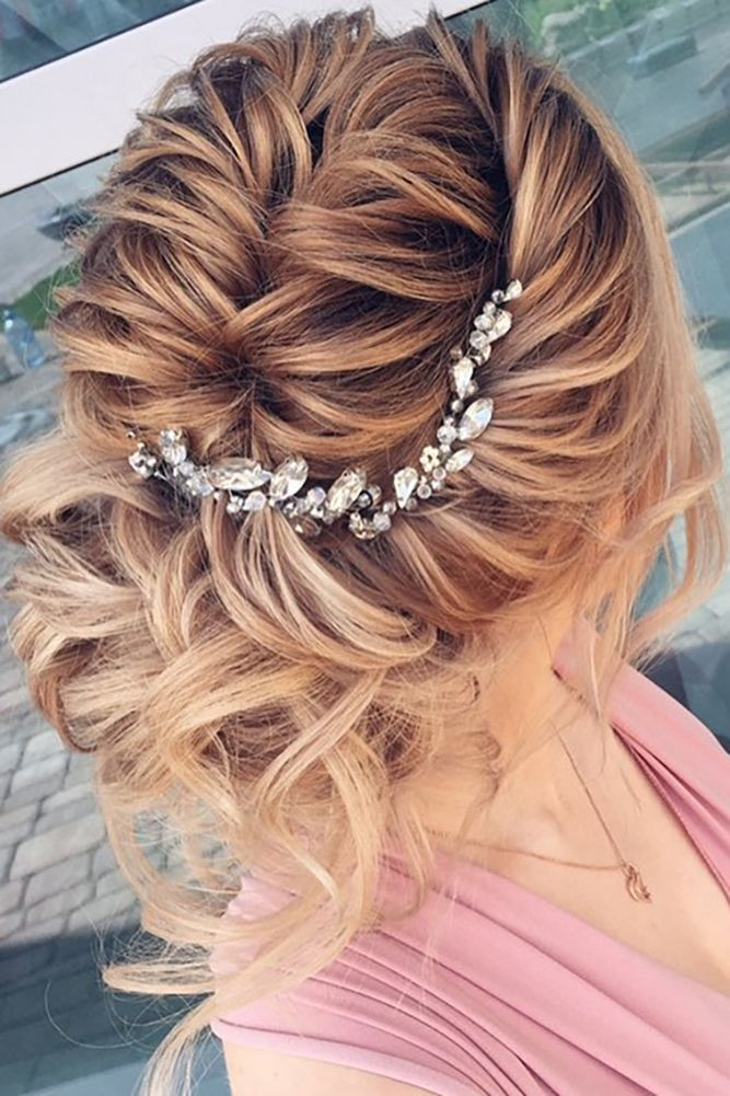 24 Lovely Wedding Hair Accessory Ideas & Tips ❤ See more: www.weddingforwar......
