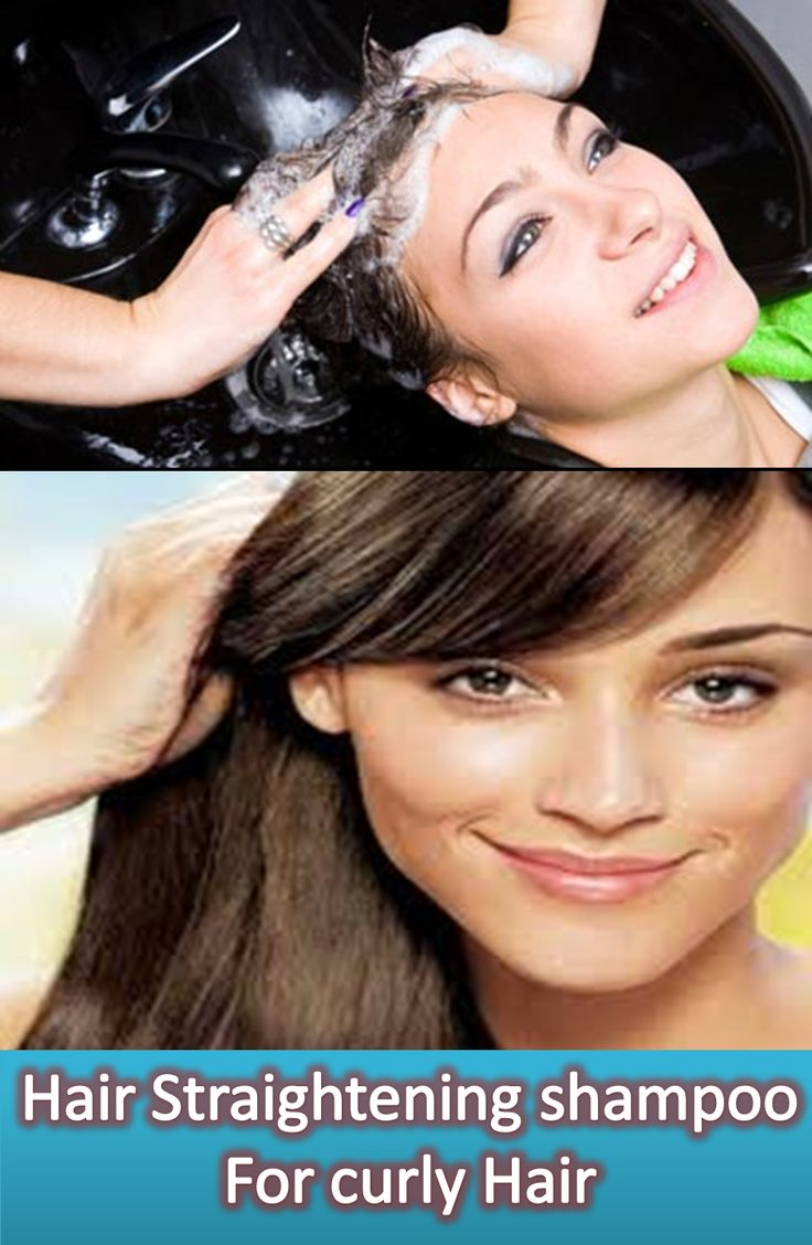 hair straightening shampoo is great alternative of any kind hair straightener, h...