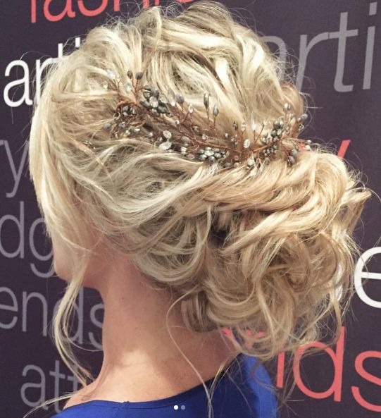Featured Hairstyle: Hair and Makeup Girl •HMG• Heidi Marie (Garrett) Villa; ...